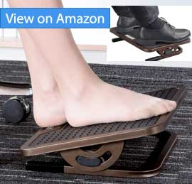 Eureka Ergonomic Adjustable Footrest Review