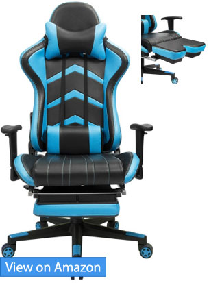Furmax Gaming Chair High Back with Footrest Review