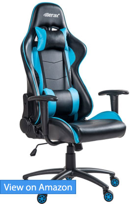 Merax Ergonomic High Back Gaming Chair Review