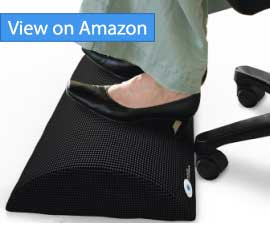 Office Ottoman Under Desk Foot Rest Review