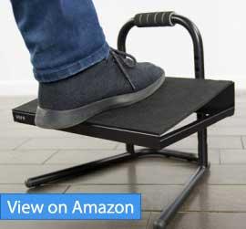 VIVO Ergonomic Standing Foot Rest Review