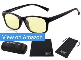 Duco Computer Gaming Glasses Review