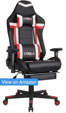 Surprising 8 Best Budget Gaming Chairs Under 200 2019 Edition Ibusinesslaw Wood Chair Design Ideas Ibusinesslaworg
