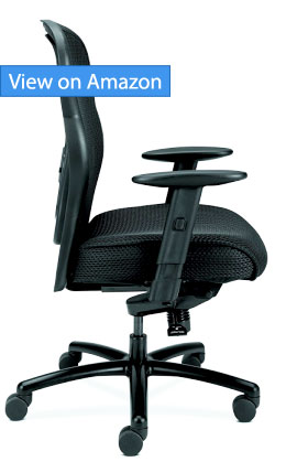 HON Wave Big and Tall Executive Chair Review