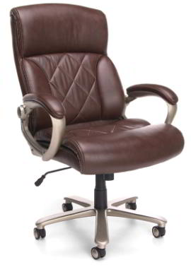OFM Avenger Big Tall Executive Chair Review
