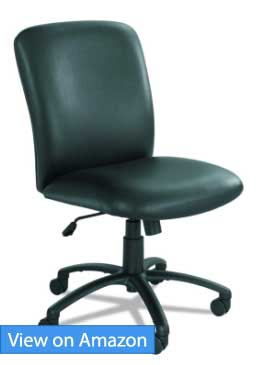 Safco Uber Big and Tall Chair Review