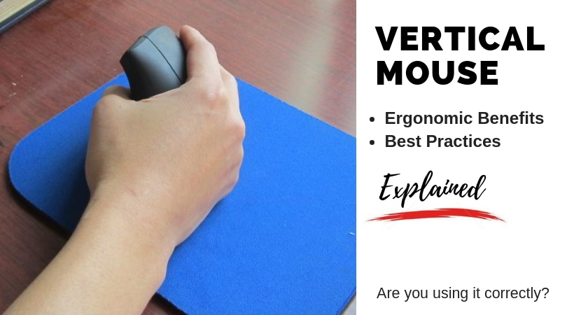 Benefits of a vertical mouse, plus best practices, explained