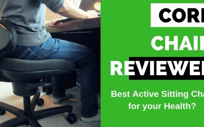 CoreChair Active Sitting Chair Impressions and Review