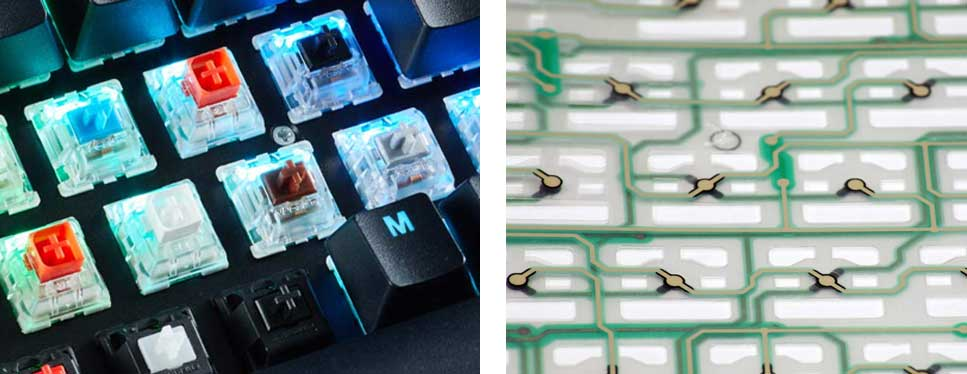 Mechanical Versus Membrane Regular Keyboards