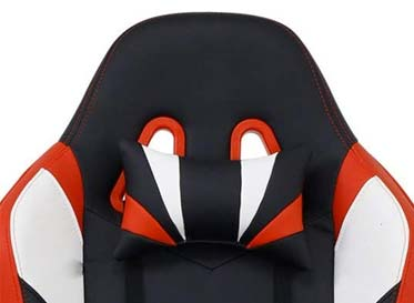 Gaming Chair Fixed Headrest