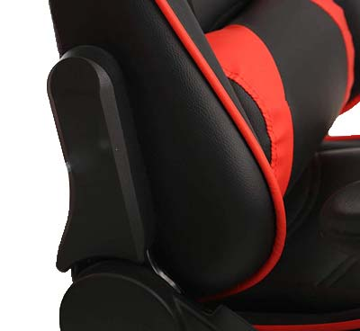Gaming Chair Winged backrest