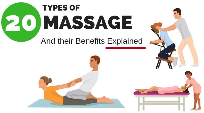 Common Massage Types