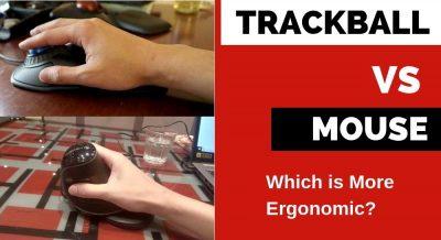 Trackball vs Regular Mouse- Which is More Ergonomic?