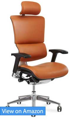 X Chair X4 Leather Executive Chair Review