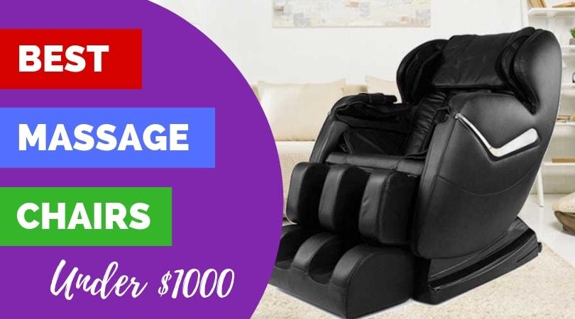 Best Massage Chairs Under 1000 Reviewed Dec 2020 Ergonomic Trends
