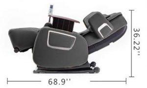 BestMassage Massage Chair Zero Gravity