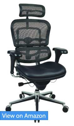 Ergohuman LEM4ERG High Back Executive Chair Review