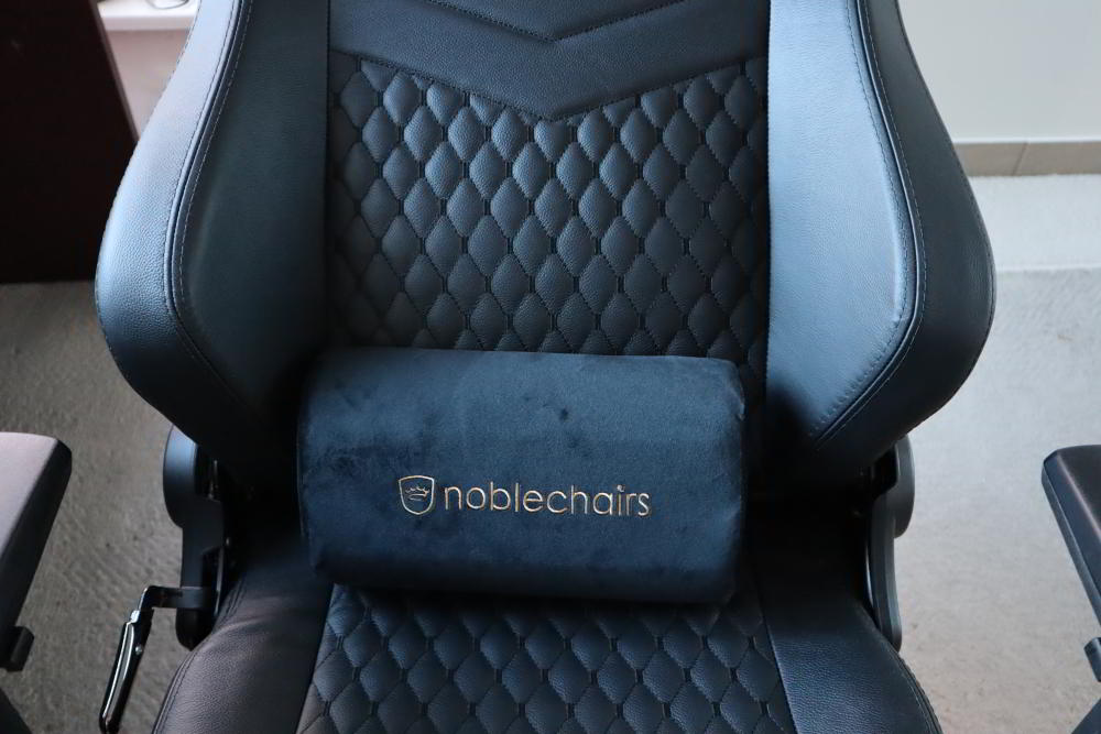 Noblechairs Seat Too Firm