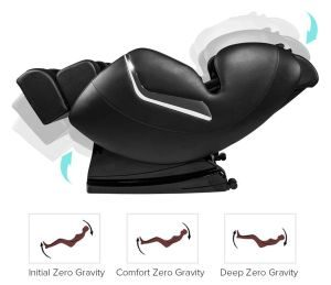 Real Relax Massage Chair Zero Gravity Function