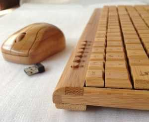Wooden Computer Keyboards