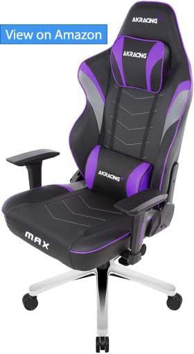 AKRacing Masters Series Max Gaming Chair Review