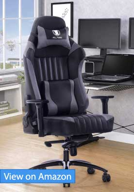 ​KILLABEE Big and Tall Gaming Chair Review