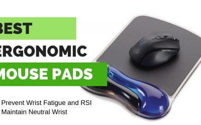 Best Ergonomic Wrist Pads Reviewed