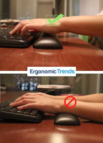 Wrist Pads Pros and Cons- Typing Ergonomics