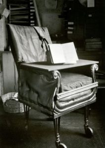Charles Darwin First Office Chair
