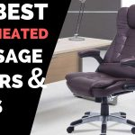 10 Best Massage Office Chairs and Chair Pads in 2019 (with  Heat Therapy)