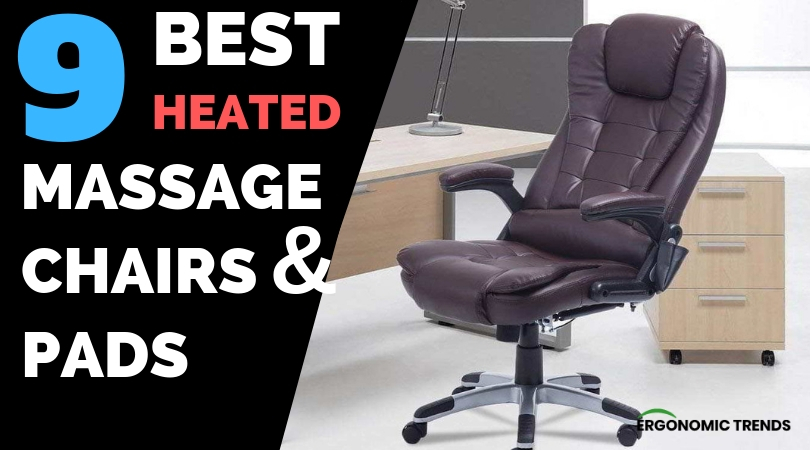 10 Best Massage Office Chairs And Chair Pads In 2019 With Heat