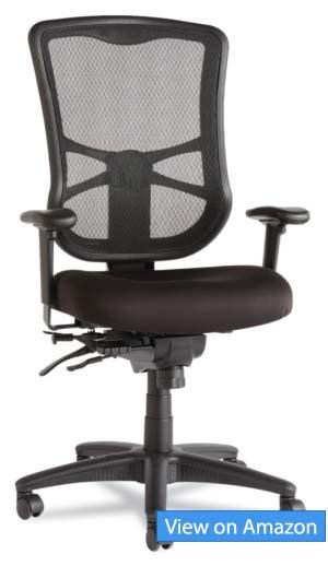 Alera Elusion Office Chair Aeron Alternative Review