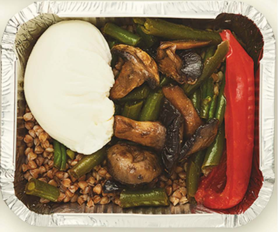 Buckwheat and Stir-Fried Veggies Box Recipe