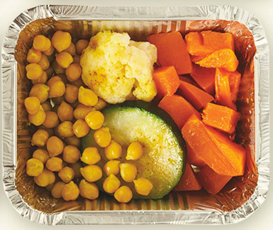 Vegetable Medley Lunchbox Recipe