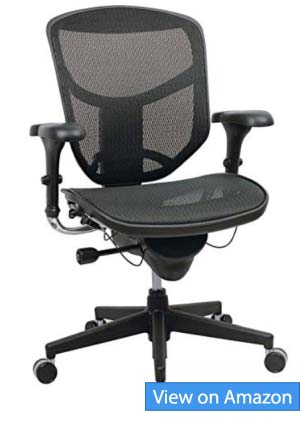 4. Best Mid Back Mesh Office Chair Review