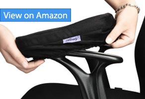 Aloudy Memory Foam Chair Armrest Pad Review