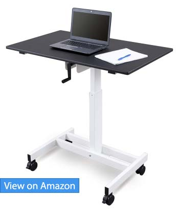 Single Column Stand Up Desk Review