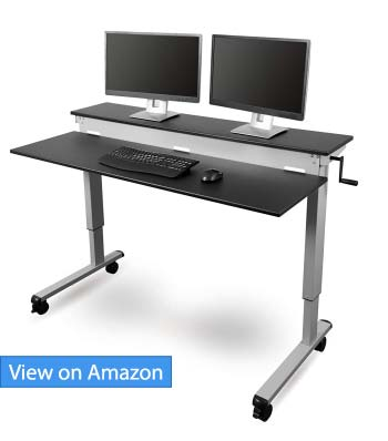 Two-Tier Stand Up Desk Review
