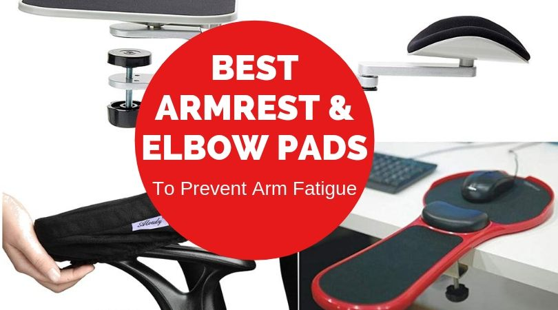 Best Desk Armrests and Elbow Pads