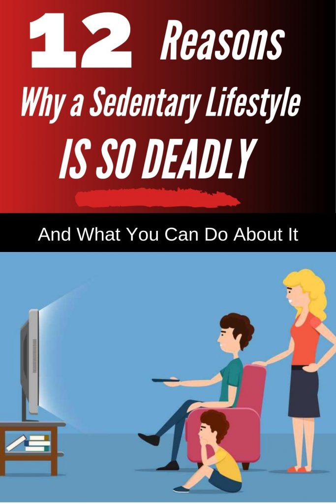 We've all heard that sitting is the new smoking, but just what does that mean? Here are 12 latest stats on the true dangers of a sedentary lifestyle.