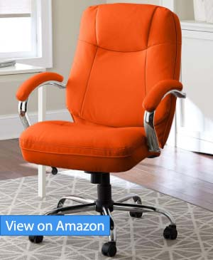BrylaneHome Extra Wide Women's Office Chair Review