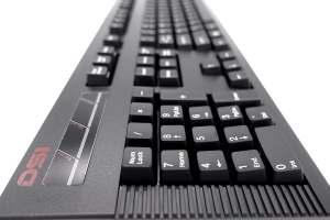 DSI Left-Handed Keyboard Review