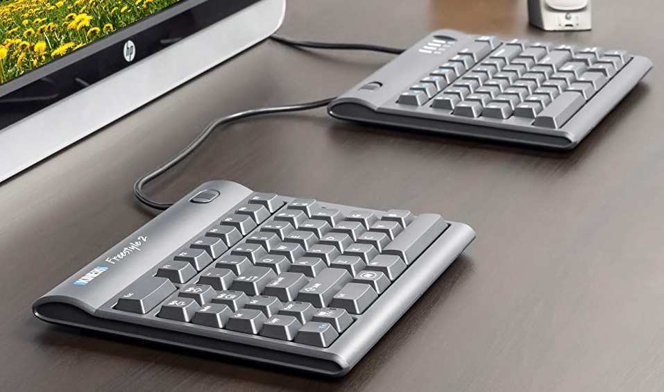Kinesis Freestyle2 Ergonomic Keyboard Review