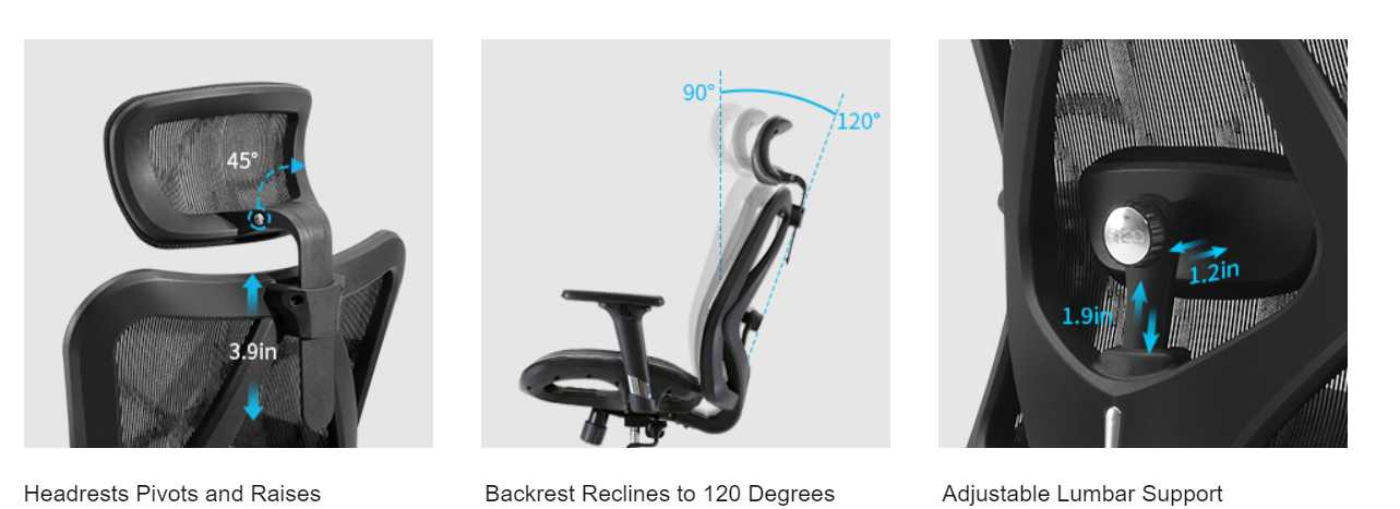 Miraculous Best Ergonomic Office Chairs Of 2019 Over 100 Hours Of Evergreenethics Interior Chair Design Evergreenethicsorg
