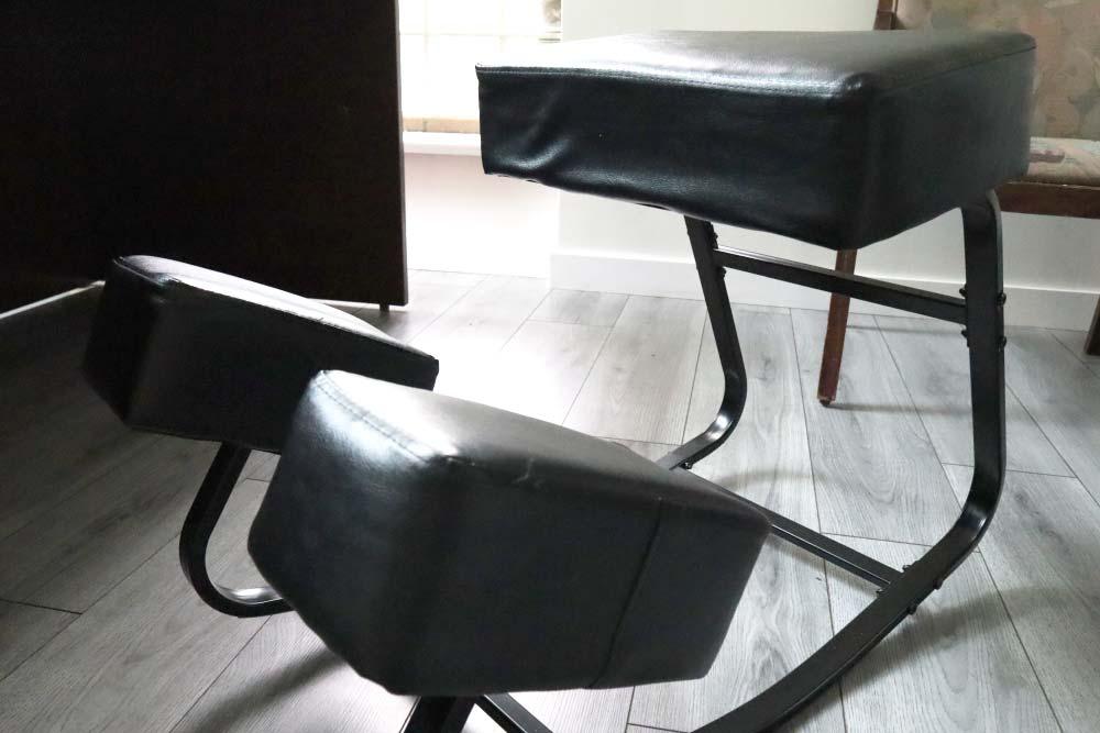 Sleekform Amsterdam Kneeling Chair Padding and Cushions