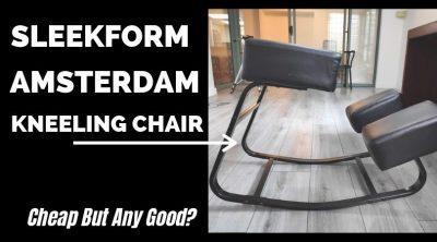 Sleekform Amsterdam Kneeling Chair Review