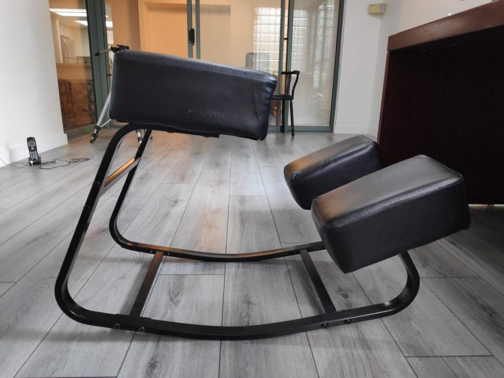 Sleekform Amsterdam Kneeling Chair Side View
