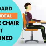 Standard and Ideal Office Chair Height Explained