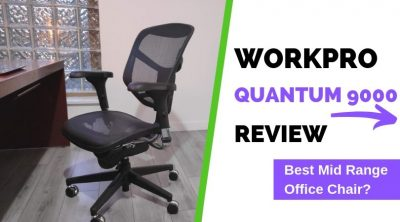 Workpro Quantum 9000 Office Chair Review