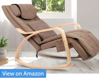 OWAYS Massage Rocking Chair Review